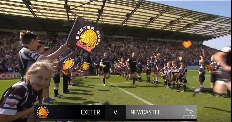 VIDÉO. Premiership - Les Saracens et Exeter roulent sur leurs adversaires pour se hisser en finale