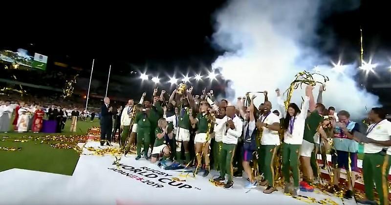 Les Springboks, premiers au classement mondial... de l'absentéisme