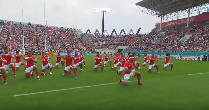 Les Tonga avec les ''Français'' Vaipulu, Hingano et Fifita face au XV de France [COMPOSITION]