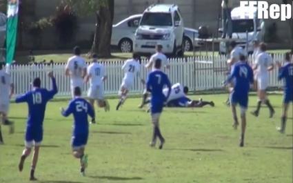 RESUME VIDEO. France vs Angleterre - 19 ans