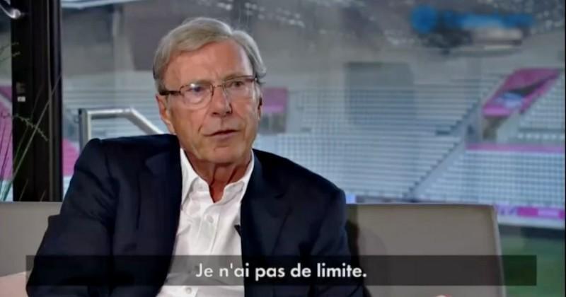 Top 14 - Hans-Peter Wild fait le point sur l'avenir du Stade Français et le sien [VIDÉO]