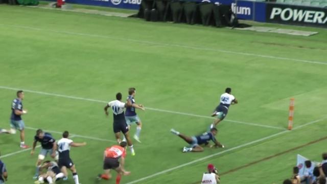 VIDEO. Super 15 : les Waratahs marquent le plus bel essai de ce début d'année face aux Blues
