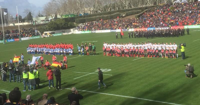 Rugby Europe Championship - L'Espagne régale devant son public et le roi d'Espagne