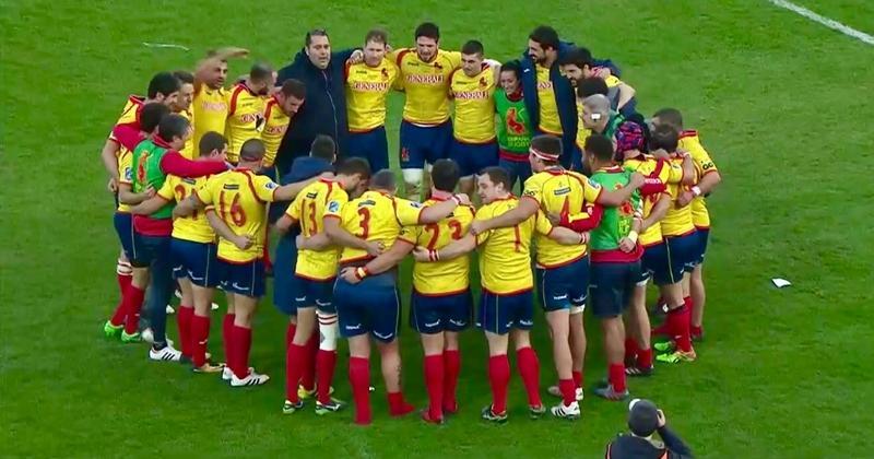 VIDÉO. Rugby Europe Championship - L'Espagne s'offre la Russie et continue de rêver au Mondial