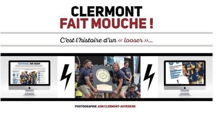 INSOLITE. L'excellent billet de Robins Tchale-Watchou sur Aurélien Rougerie et Clermont dans Provale Mag