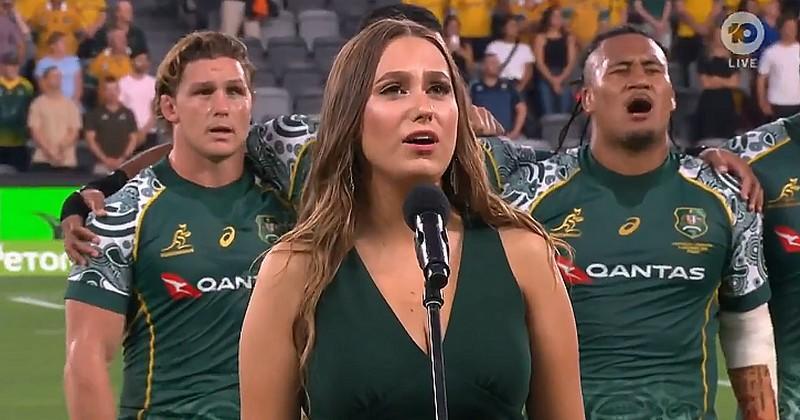 L'hymne australien comme vous ne l'avez jamais entendu, frissons garantis ! [VIDEO]