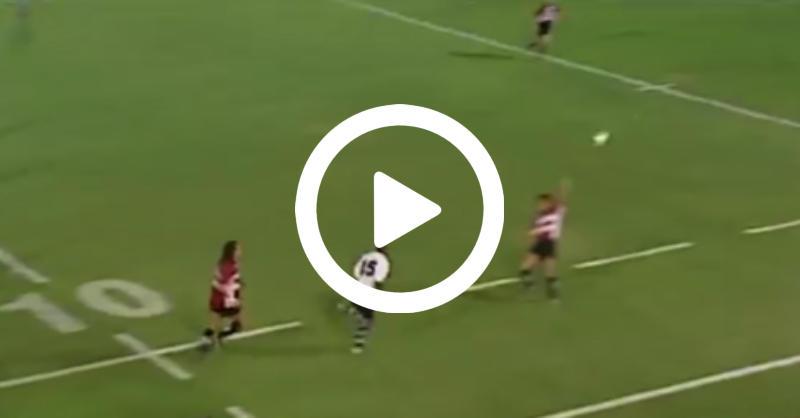 FLASHBACK - Le jour où Norman Ligairi s'est pris pour un footballeur [VIDEO]