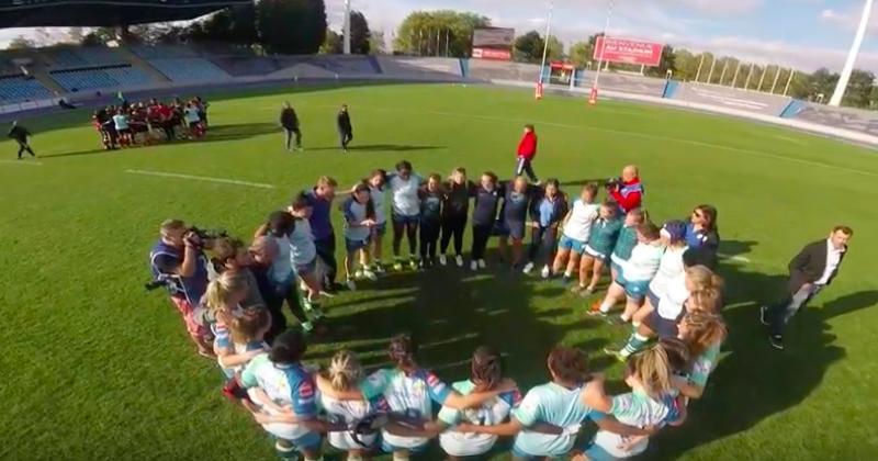 Le projet ambitieux et novateur du LMRCV peut-il révolutionner l'avenir du rugby féminin ?