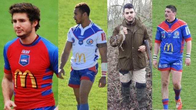 Rugby No Limit 2017 - Présentation des équipes : Les Limoges Fockerz
