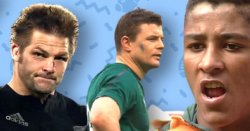 L'impressionnant XV des joueurs les plus capés de l'histoire du rugby