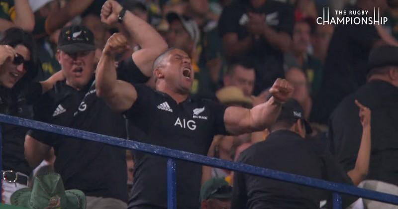 Rugby Championship - L'incroyable come-back des All Blacks face aux Springboks en 2018 [VIDÉO]