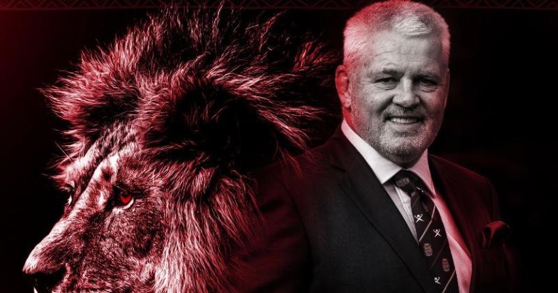 LIONS BRITANNIQUES ET IRLANDAIS : Warren Gatland nommé pour la tournée en Afrique du Sud !