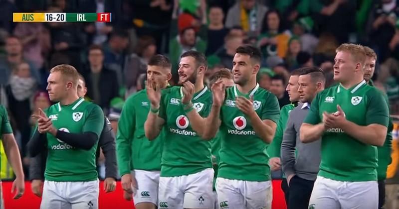 Classement World Rugby - L'Irlande dépasse les 90 points, la France sous la menace des Fidji