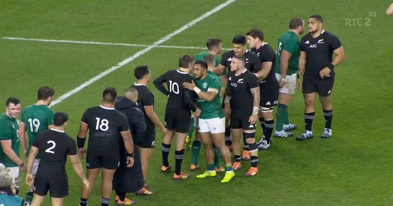L'Irlande va-t-elle détrôner la Nouvelle-Zélande au classement World Rugby ?