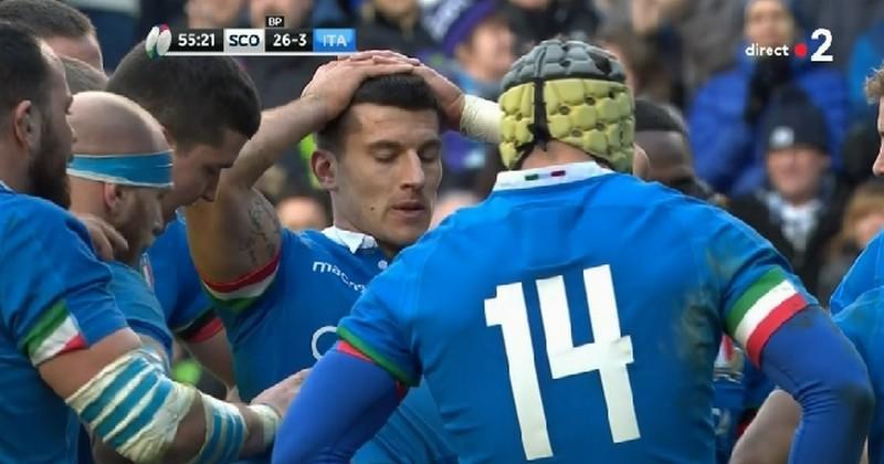 [ANALYSE] Mirco Bergamasco : ''L'Italie doit envoyer du jeu si elle veut gagner''