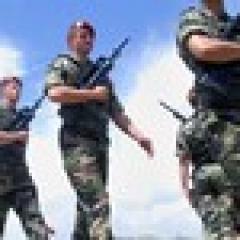 Lolo Pons dans l'armée