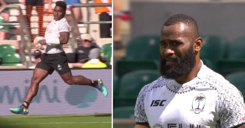 VIDÉO. London 7s : Josua Tuisova et Semi Radradra roulent sur la concurrence, les Fidji l'emportent