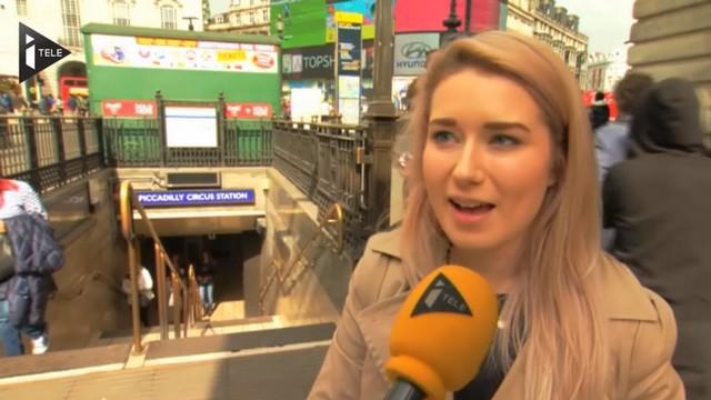 VIDEO. Dans les rues de Londres, la Coupe du monde de rugby ne fait pas encore recette