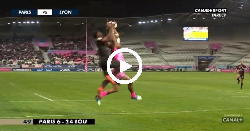 La diagonale de Wisniewski pour Nakaitaci et le LOU l'emporte au Stade Français [VIDÉO]