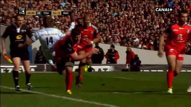 VIDEO. Stade Toulousain : Louis Picamoles cité après une charge dangereuse à l'épaule sur Louis Dupichot
