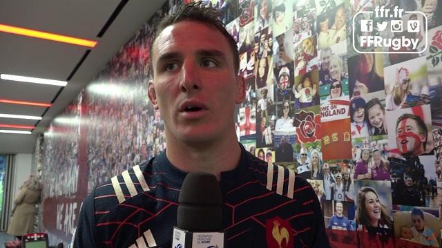 Vidéo. La réaction des joueurs du XV de France après la défaite face à l'Angleterre