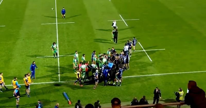 Pro D2 - Lourdes amendes et suspensions après la bagarre entre Colomiers et Montauban