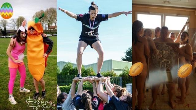 PHOTOS. Les féminines de l'Entente UBM-Vitry sont championnes de France !