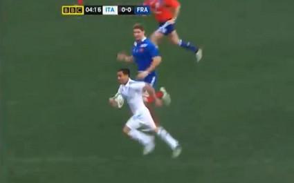 Luciano Orquera fait le match de sa vie contre la France