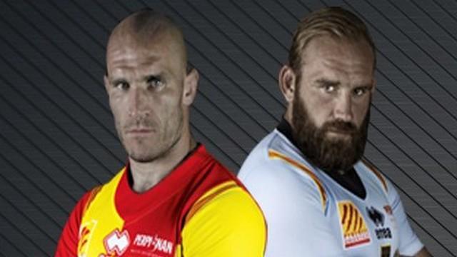 Pro D2 - L'USAP dévoile ses nouveaux maillots pour 2016-2017