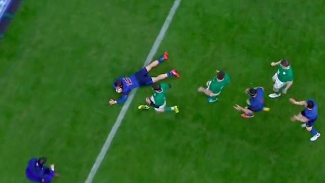 Vidéo. Flashback. 6 nations 2016. La victoire sur le fil de la France face à l'Irlande