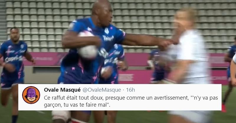 Macalou, Guazzini et ''son bon plaisir'' : le Stade Français vu par les réseaux sociaux