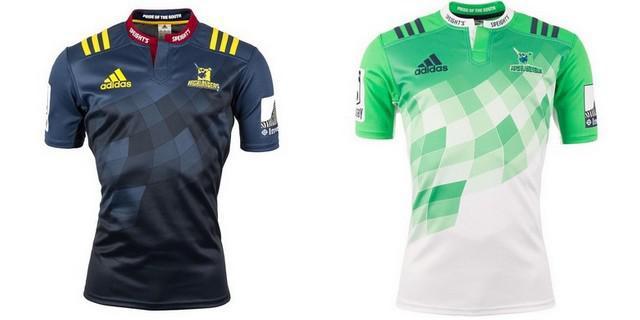 PHOTOS. Les franchises du Super Rugby s'affichent dans des maillots toujours plus originaux