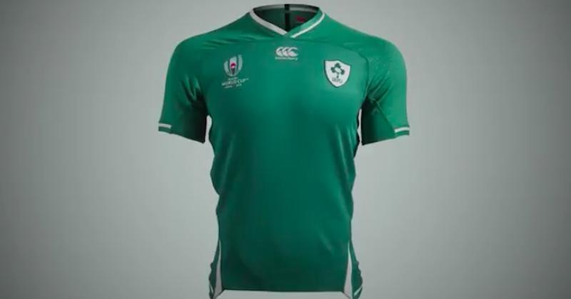 Coupe du Monde - L'Irlande joue entre classique et sublime pour ses nouveaux maillots !