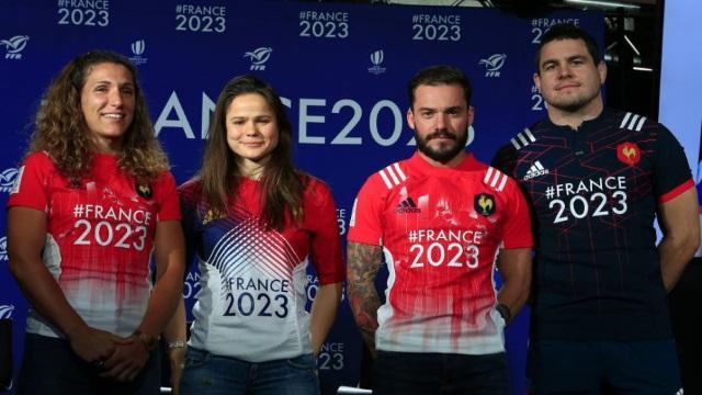 VIDEO. Coupe du Monde 2023 - La France lance officiellement sa campagne médiatique