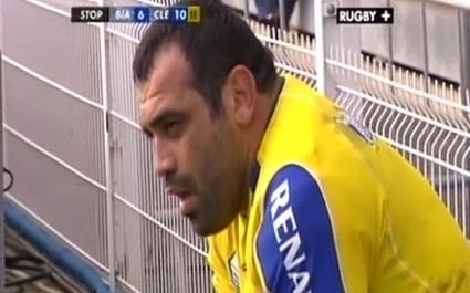 Sylvain Marconnet fait dégoupiller Davit Zirakashvili