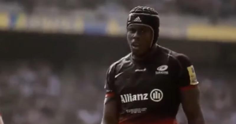 VIDEO. WTF : Maro Itoje s'incruste avec les joueurs de Glasgow pour fêter... un essai refusé