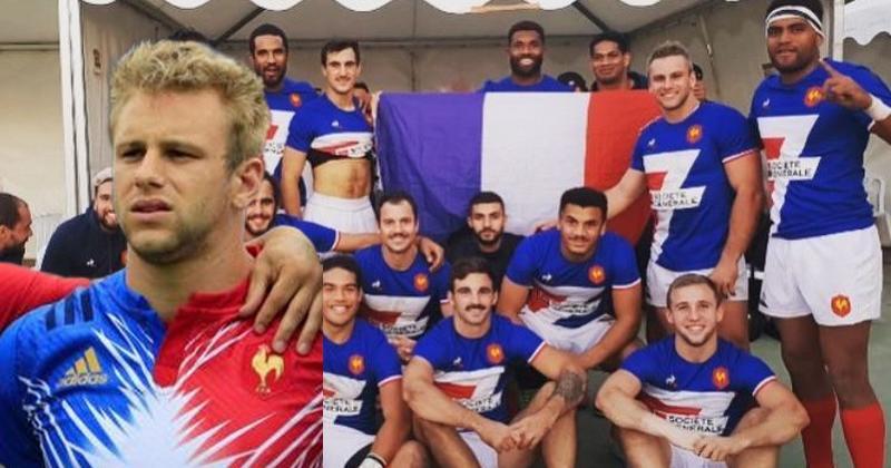 Marvin O'Connor (France 7) : ''je retrouve le plaisir perdu ces 2 dernières années''