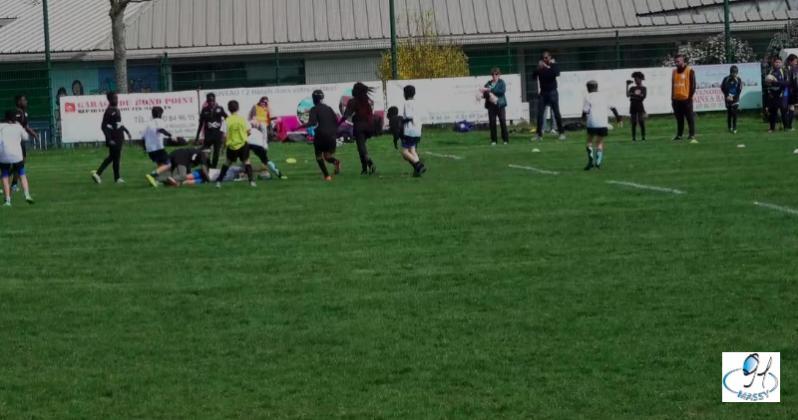 Pourquoi Massy travaille si bien en école de rugby ? [Vidéo]