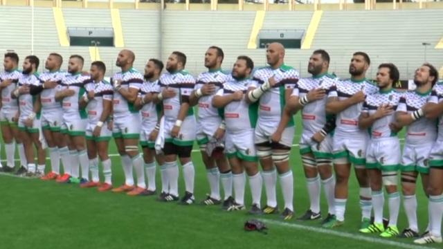 Insolite : un match amical entre le RCT et l'Algérie actuellement en préparation