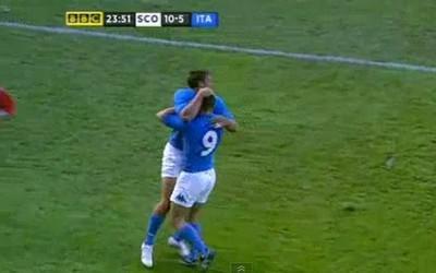 Match de préparation : Victoire de l'Ecosse face à l'Italie