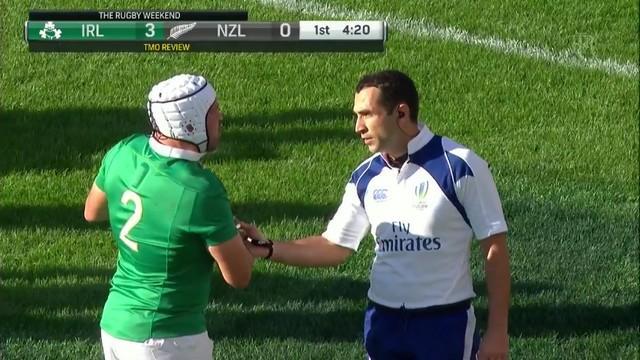 """Mathieu Raynal : """"Il y avait peut-être 45 000 Irlandais dans ce stade, c'était une atmosphère incroyable"""""""