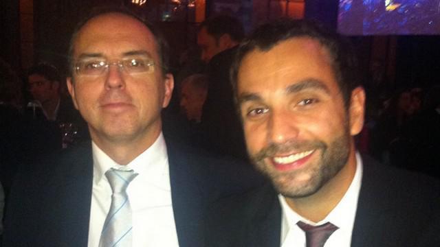 Mathieu Raynal : Meilleur arbitre du Top 14 pour la saison 2012-2013