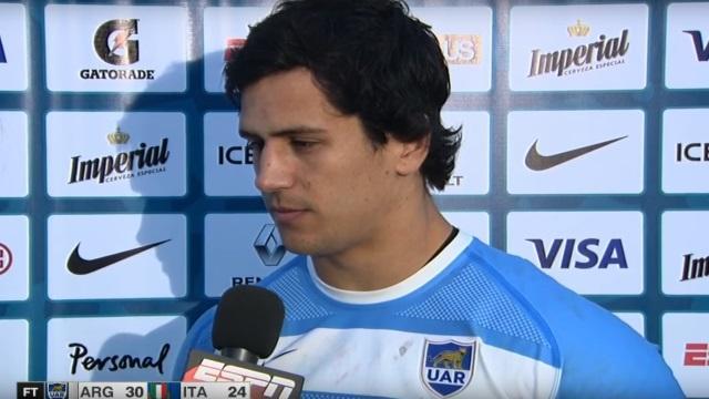 Argentine : la composition d'équipe des Pumas pour défier le XV de France