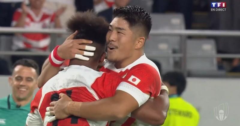 Matsushima s'offre un triplé et lance parfaitement le Japon dans sa Coupe du monde [VIDÉO]