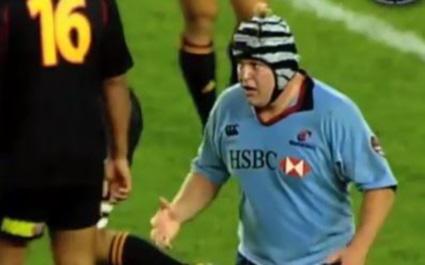 VIDEO. Top 5 des gestes les plus stupides sur un terrain de rugby