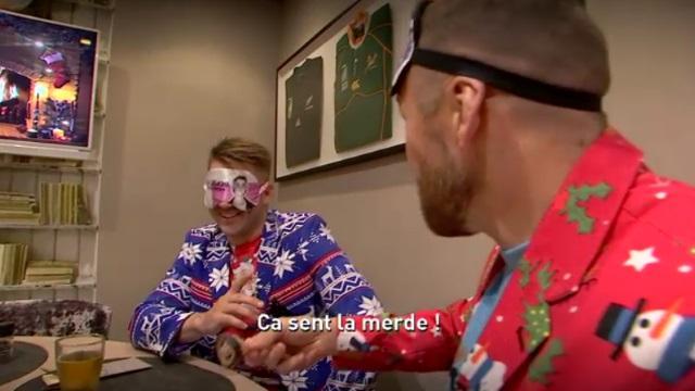 VIDEO. INSOLITE : Matt Giteau et Drew Mitchell testent la cuisine française WTF en se défiant au chifoumi