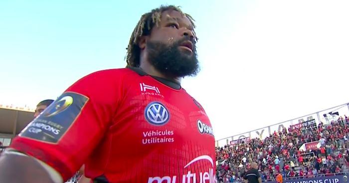 Champions Cup - 1ère journée. RC Toulon vs Llanelli Scarlets. Le M+30 du Rugbynistère