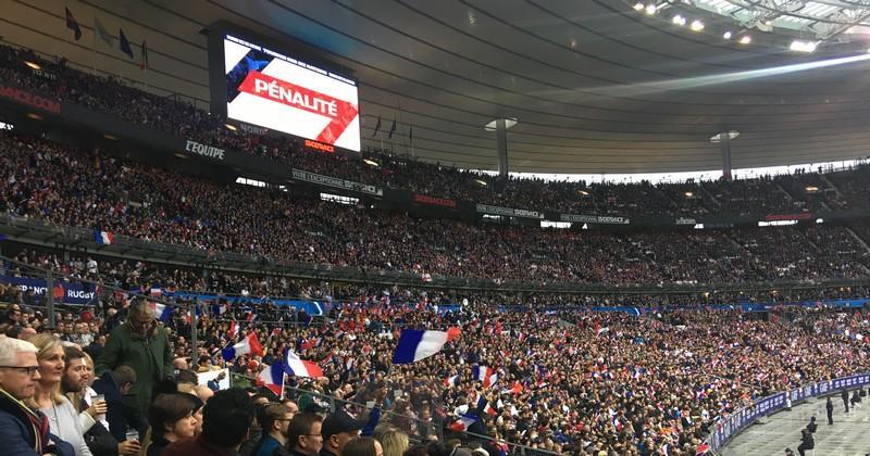 Mauvaise nouvelle, les matchs du XV de France se joueront à huis clos