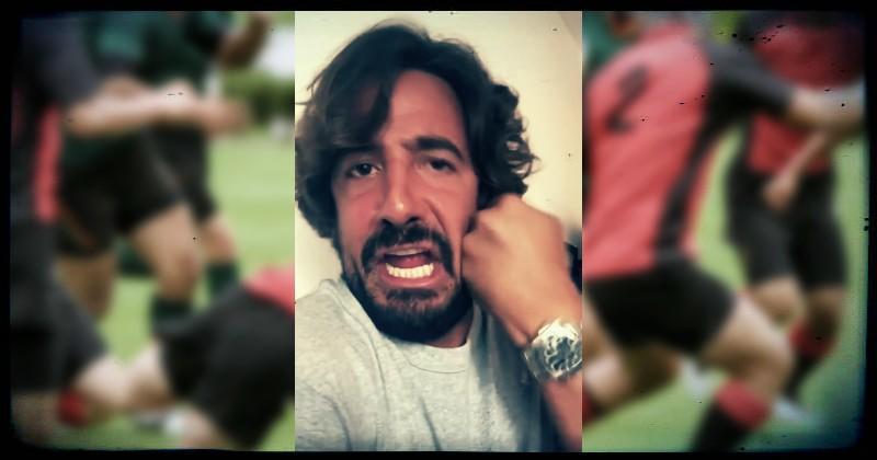 Le rugby vu par un humoriste : ''C'est pas des bras qu'ils ont, c'est des jambons Serrano'' [VIDEO]