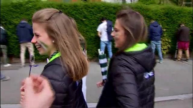 VIDEO. Embarquez pour les coulisses hautes en couleur de la finale de la Coupe de Belgique